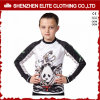 Wholesale Cheap Custom Dry Fit Fashion Sublimated Boys Swim Shirts (ELTRGJ-300)