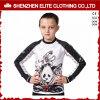Wholesale Cheap Custom Dry Fit Fashion Sublimated Boys Swim Shirts (ELTRGJ-300)