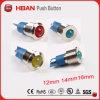 16mm Flat Round Mini LED Pilot Lamp