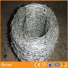 China High Quality PVC Galvanized Barbed Wire for Sale