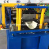 Color Steel Half Round Roof Rain Gutter Roll Forming Machine