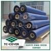 Green Color PP Mesh Fabric