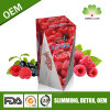 Raspberry Enzyme Powder for Detox and Slimming Body 15 Sachets