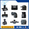 Black Plastic Water Pipe Line Fitting