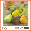 Ws-If053 Pear Tea Infuser Tea Filter Silicone Tea Strainer Food Grade