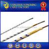 350c 600V High Temperature Fiberglass Braided Pure Nickel Heater Element Wire