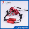Fanless LED Car Light H4 H7 LED Headlight Bulb