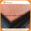 Outdoor Playground Rubber Flooring Mat, Anti-Silp School Rubber Tile
