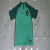 2016-2017 Season Portugal Green Football/Soccer Jersey