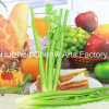PU Green Celery Artificial Vegetables
