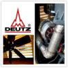 118kVA Deutz Water Cooled Soundproof Electric Diesel Generator Set