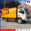 Truck Mounted Concrete Mixer Pump with Simens PLC