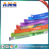 Customize Disposable Paper Tyvek RFID Wristbands 1k