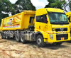 Heavy tractor and trucks, 6X4 truck FAW, truck tractor