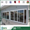Australian Standard UPVC Glass Interior Doors Sliding Door