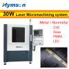 30W Fiber Laser Marking for Metal Nonmetal Ring Ceramics