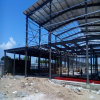 Cheap Prefab Pre Engineered Steel Structure for Africa