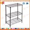 3tier Metal Wire Mesh Storage Home Display Stand Rack (ZHw175)