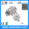 Metal Pipe Triple Male Brass Fitting with CE