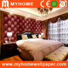 Home Decoration PVC Vinyl 3D Wallcovering (S-20155)