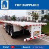 Titan Vehicle -20 Foot Container Trailers 60 Ton Vehicle Equipment
