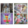 120′′ Wide 100GSM Sublimation Transfer Paper for Format Printing