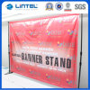 315*247cm Aluminum Telescopic Banner Stand with Steel Base (LT-21)