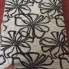 Black Flock Design One The Cotton Fabric