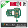 Double-Sided Flexible Pcbs with Enig, White Solder Mask, Applied in LED, SGS, RoHS, Reach, UL Marked