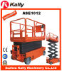 10m Automatic Mobile Scissor Aerial Working Platform Lift (ASE1012)
