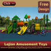 En1176 Forest Theme Durable Combination Plastic Outdoor Play (X1506-9)