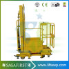 Aerial Lift Platform for Vertical Welding Order Picker
