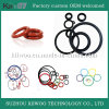 Food Grade Flat Silicone Rubber O-Ring Seals