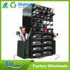 Wholesale Custom Black Plastic Rotating Jewelry Display Stand