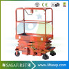 3m to 5m Low Height Electric Rail Lilft Platform
