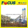60cbm/H Capacity Central Readymix Concrete Batching Plant with Belt Conveyor