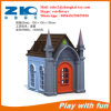 Factory Plastic Castle Plastic Hut for Kids