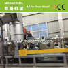 double stage plastic granulating line with high tech