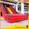 Red Superman Inflatable Slide Amusement Park for Kids (AQ1124)