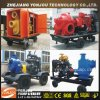 Mobile Trailer Water Pump