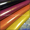 PU Coating Surface Lace Leather for Shoes Upper