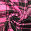 Supple Special and Colourful Glen Check Double-Faced Woolen Goods Fabrics for Business Suiting