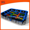China Fitness Equipment Trampoline Park Design for Amusement