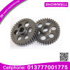 Cheap Gear Customized Steel Stock Spur Gears with High Efficiency Form China Planetary/Transmission/Starter Gear