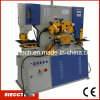 200t Hydraulic Metal Plate Ironworker Machine/Punch Shear Machine