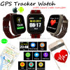 GPS Tracking Device with Heart Rate Monitor & Call Function (D28)