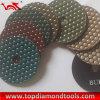 Dry Flexible Polishing Pad Diamond Tool for Concrete/Marble/Granite