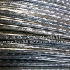 3 Sides Galvanized Ribbed Wire 4.6