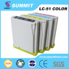 Summit Color Ink Cartridge Compatible for Bro LC 51