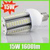 E27 LED Corn Bulb 15W for Indoor Using